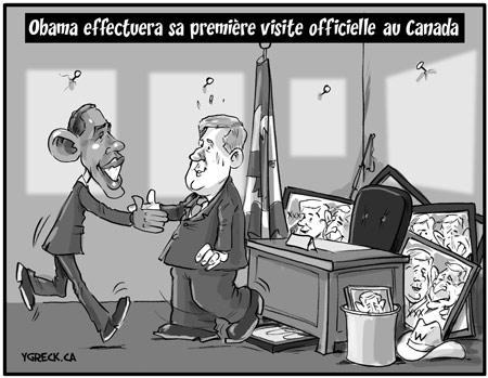 Obama-harper