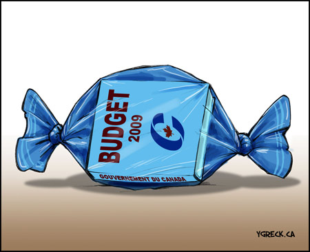 Budget-bonbon