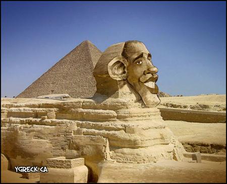 Obama-sphinx