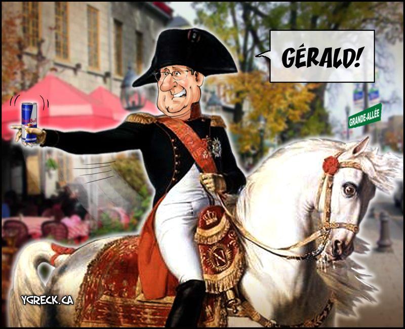 Napoleon-regis
