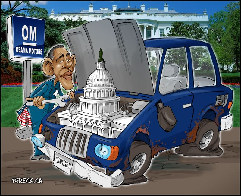 Obama Morors