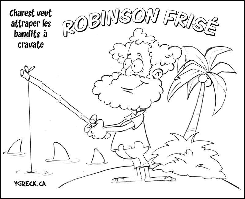 Robinson-frise