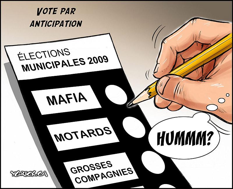 Vote-anticipation