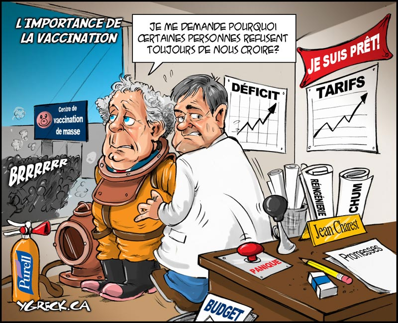 Charest-vaccination