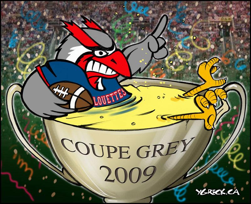 Alouette-cup