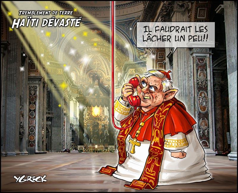Pape-haiti