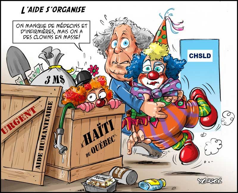 Haiti-clown