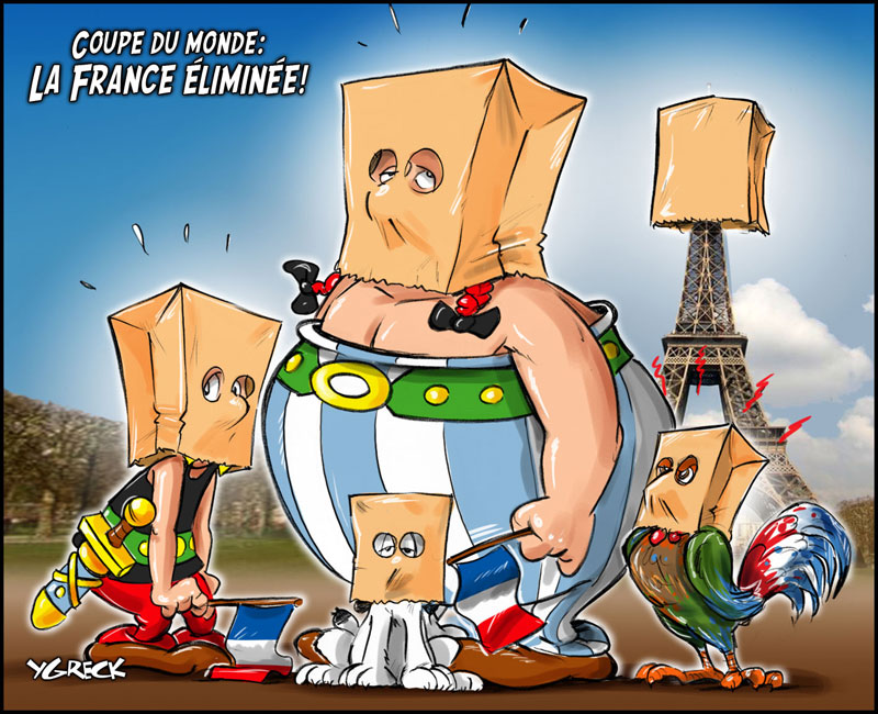 France-defaite