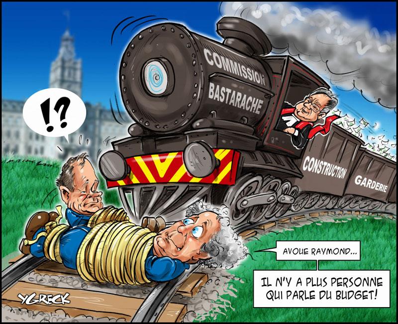 Charest-train