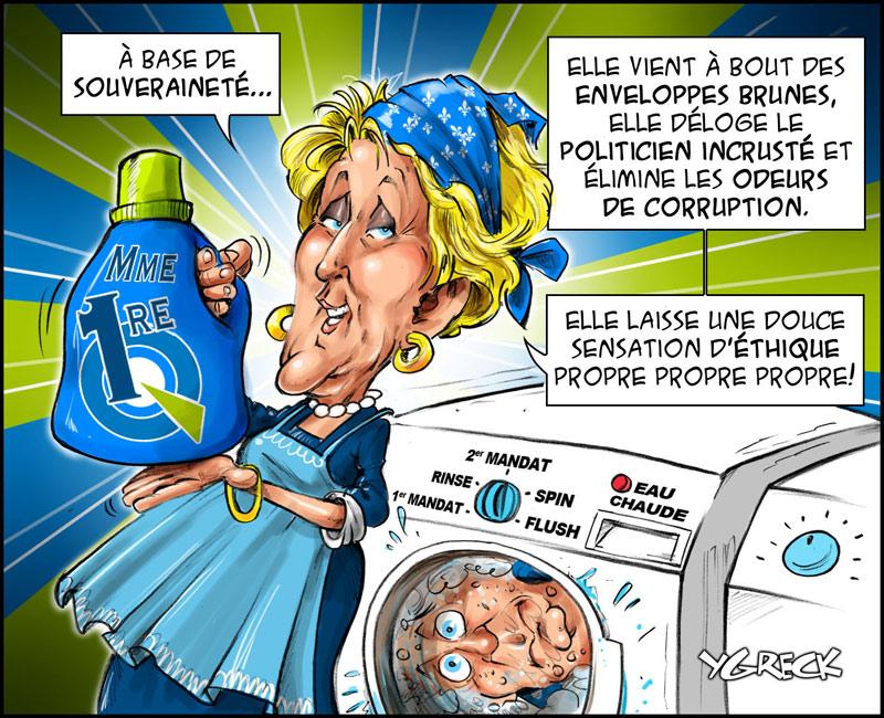 Pauline-detergent