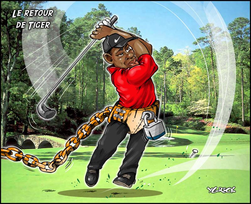 Tiger-ceinture