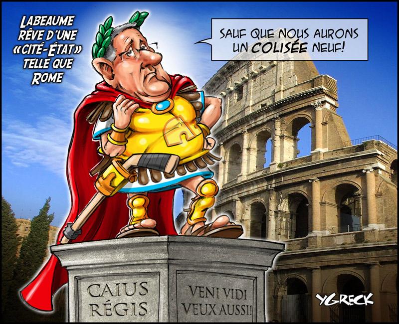 Labeaume-rome