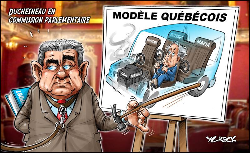 Duchesneau-modele