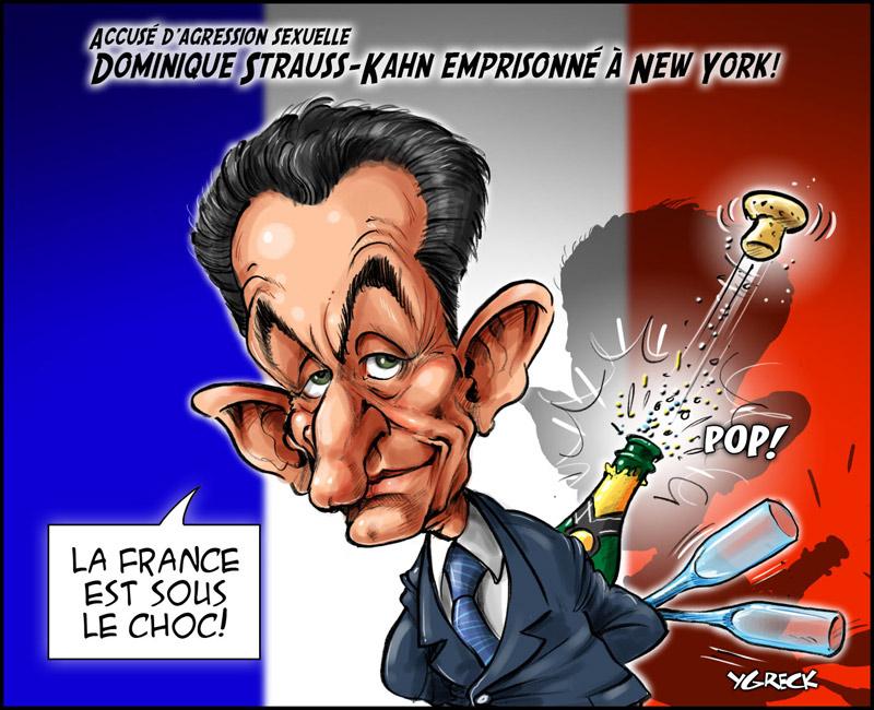 DSK-Sarkozy