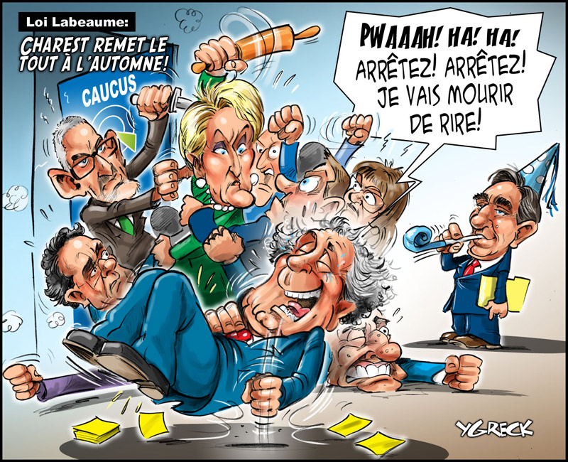 Charest-rire