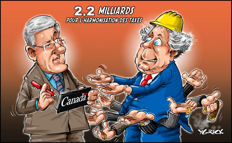 Harper-charest-taxe