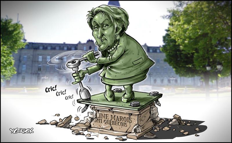 Statue-pauline