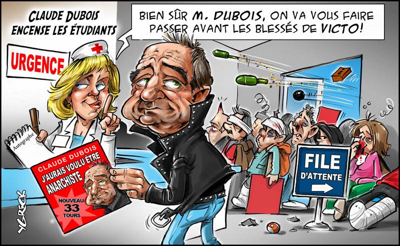 Claude-dubois