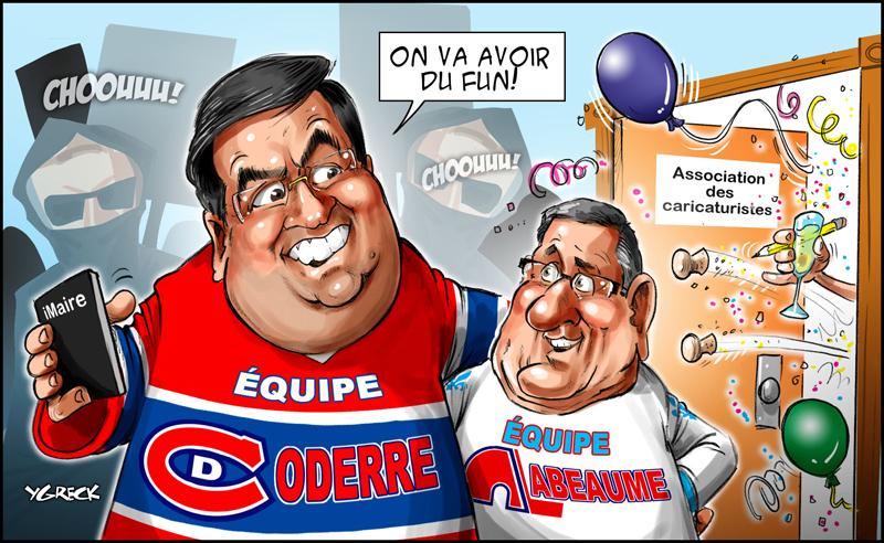 Coderre-Labeaume