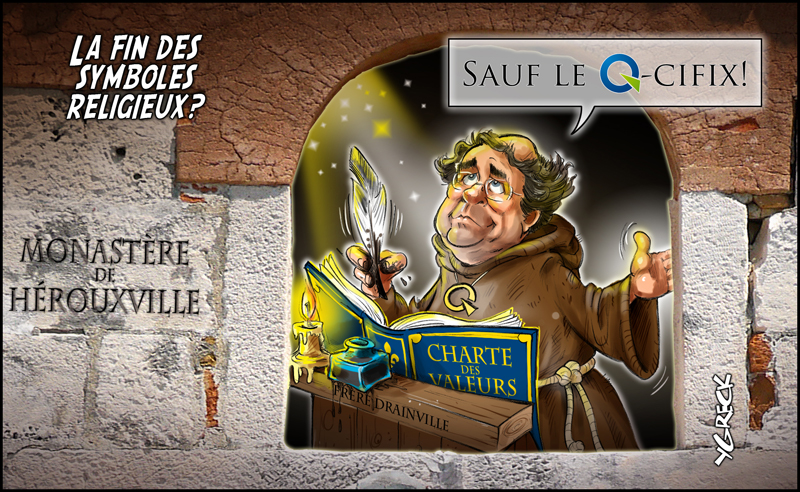 Drainville-moine