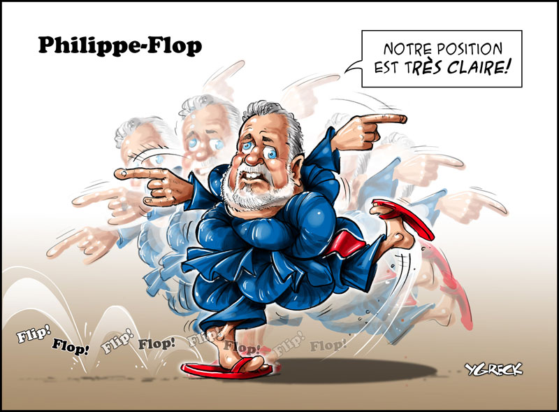 Philippe-Flop