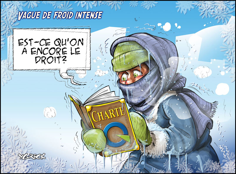 Froid-charte