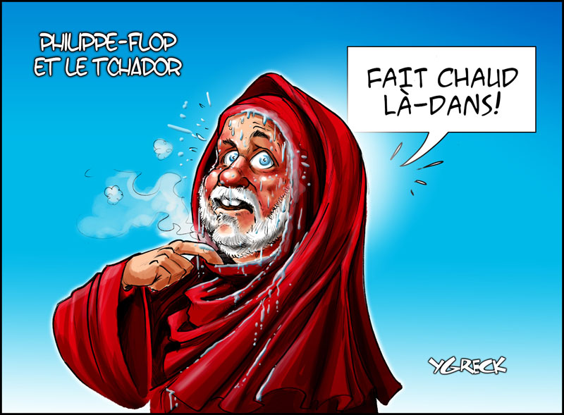Philipe-flop-tchador