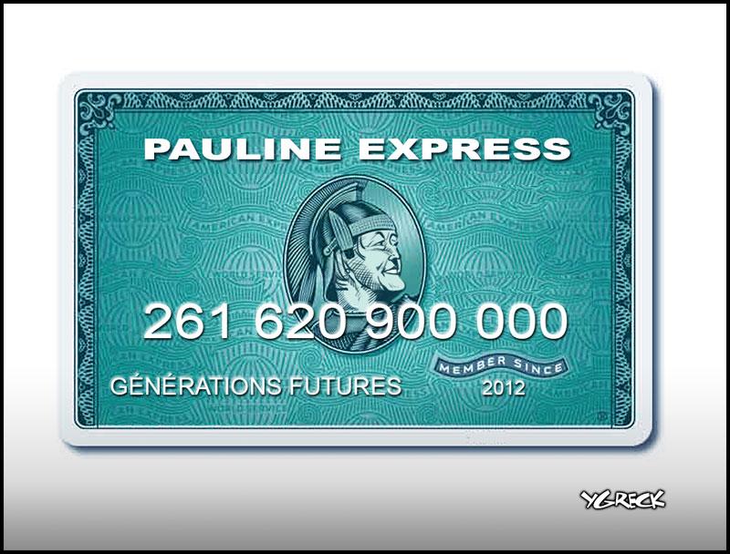 Pauline-express