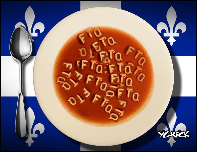 Soupe FTQ
