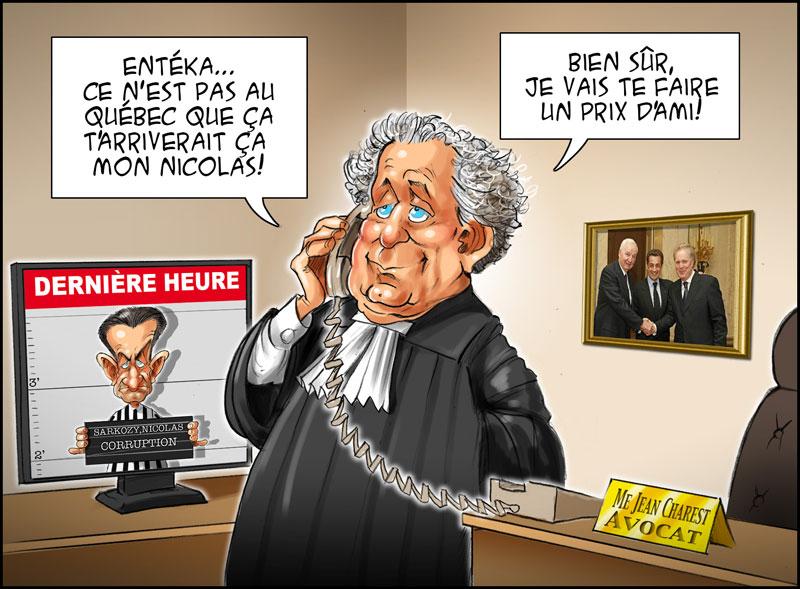 Sarkozy-Charest