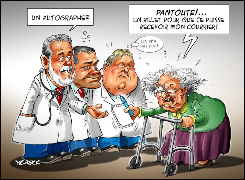 Medecin-courrier