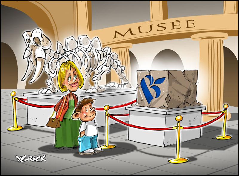 Bloc-Musee
