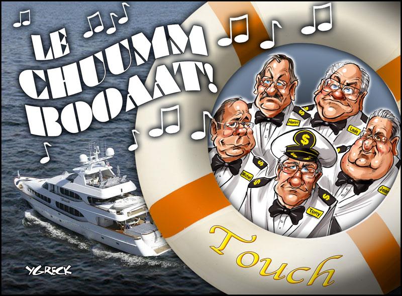 Chum-boat