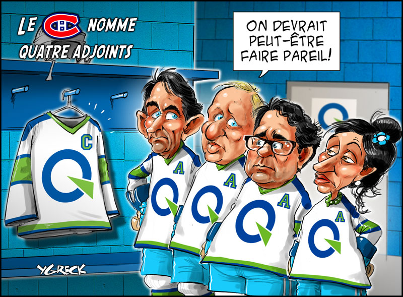 PQ-Adjoints