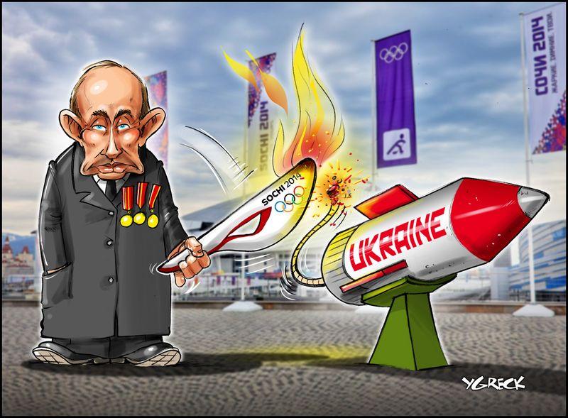 Poutine-Ukraine
