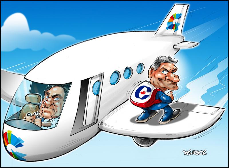 Deltell-avion
