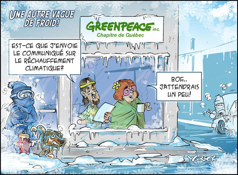 Greenpeace-froid