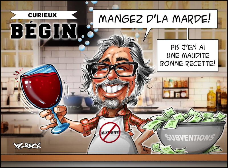 Curieux-Begin