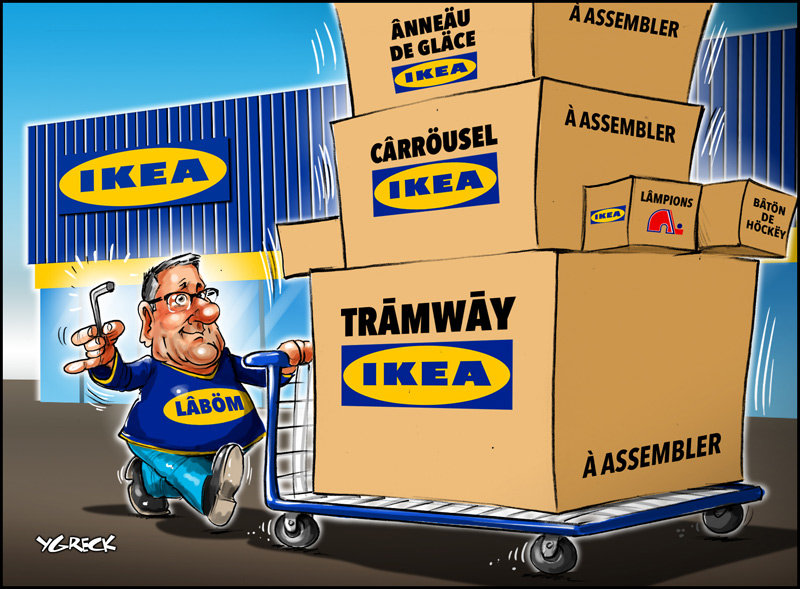 IKEA-Quebec