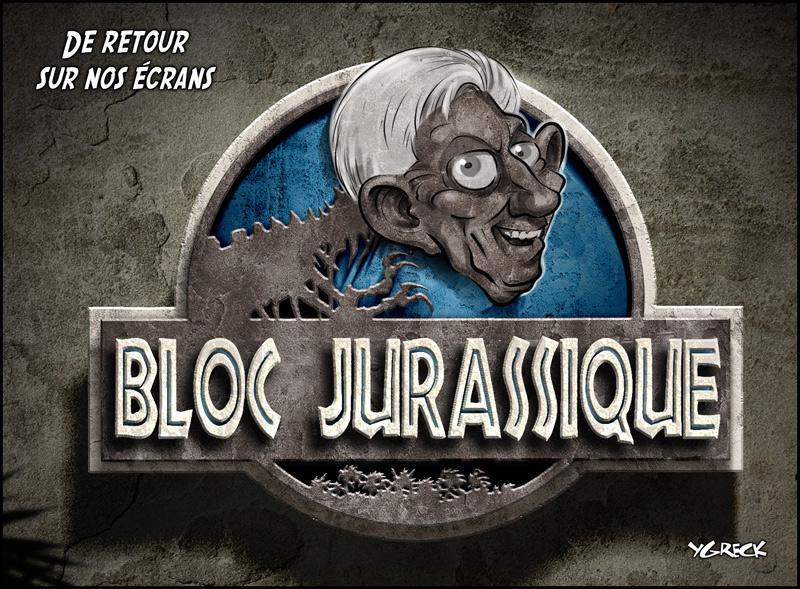 Jurassique-bloc