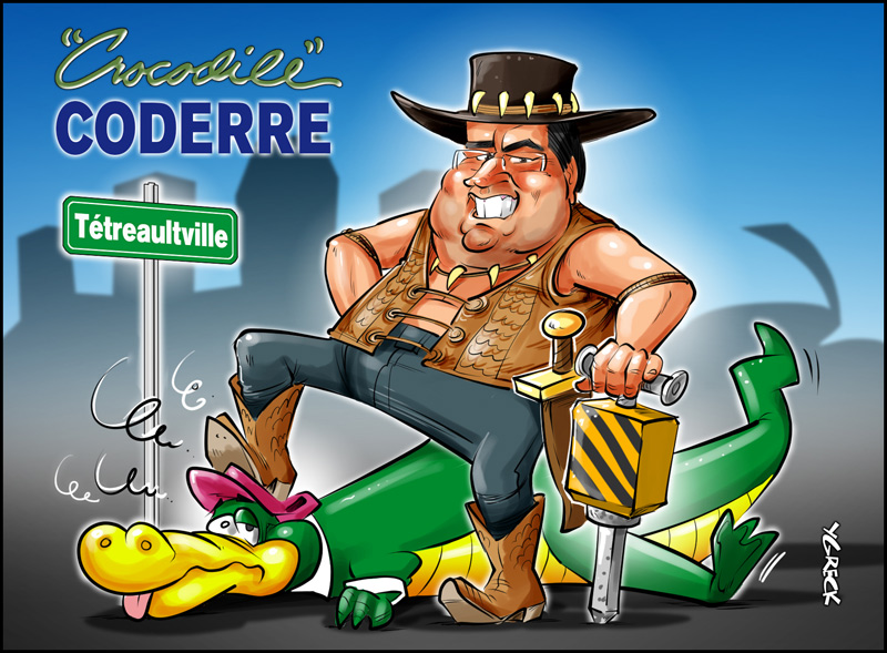 Crocodile-Coderre