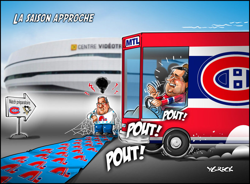 Saison-hockey