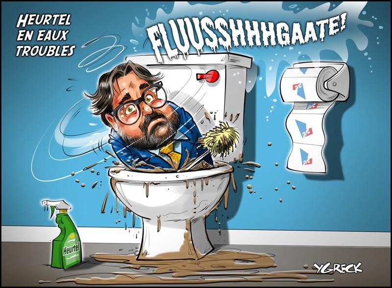 Heurtel-flushgate