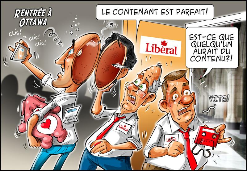 Trudeau-vide