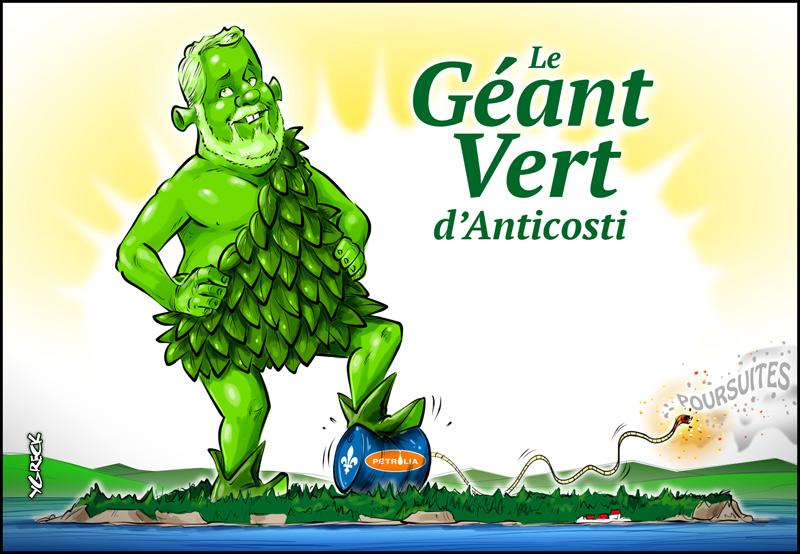 Couillard-geant-vert