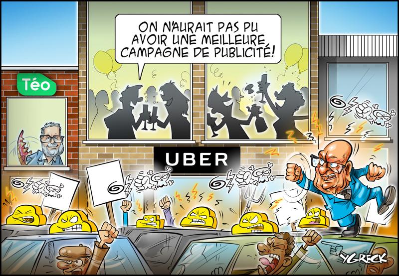 Chevrette-Taxi