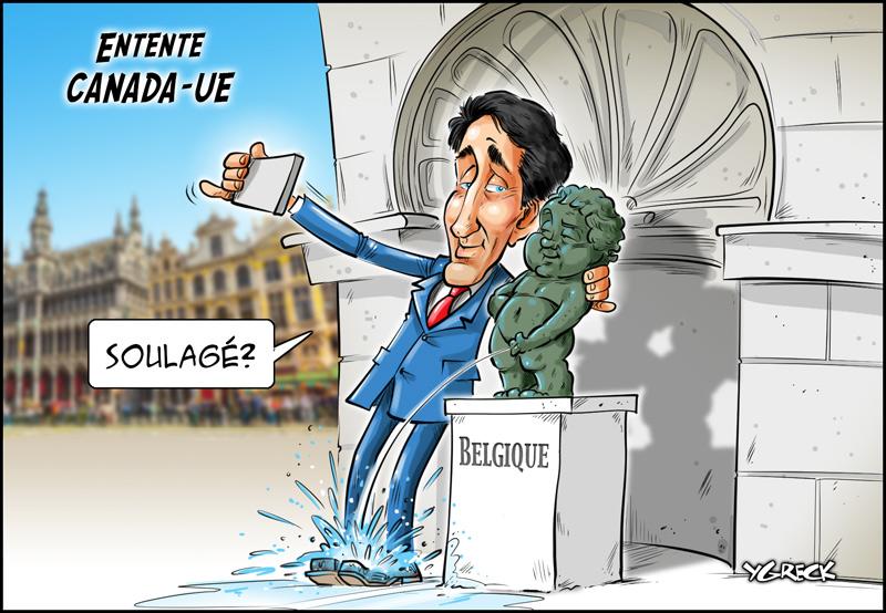 Trudeau-belgique