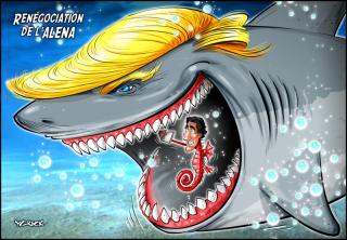 Trump-alena
