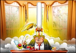 Trump-missile