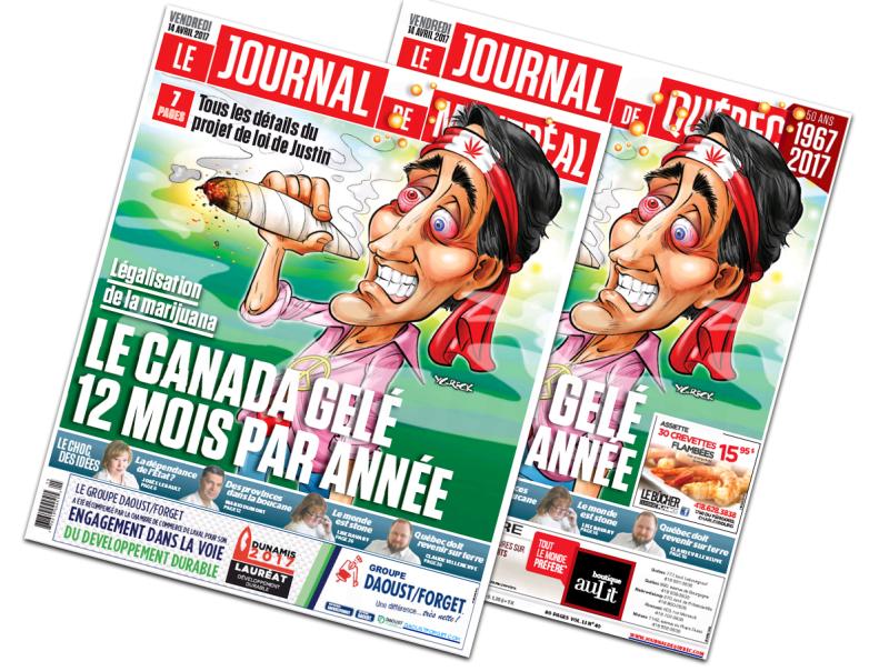 Une-Trudeau